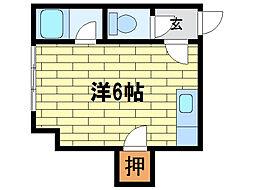 澄川駅 1.5万円