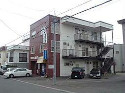 第2家土住マンション[2階]の外観