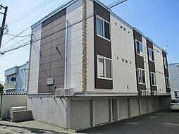 TEANA弐番館[1階]の外観