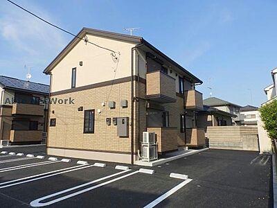 外観,2K,面積29.84m2,賃料4.6万円,JR東北本線 古河駅 3.3km,,茨城県古河市坂間