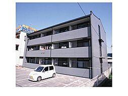 広島県福山市手城町3丁目の賃貸マンションの外観