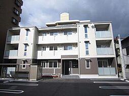 広島県福山市光南町2丁目の賃貸アパートの外観