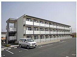 広島県福山市高西町3丁目の賃貸マンションの外観