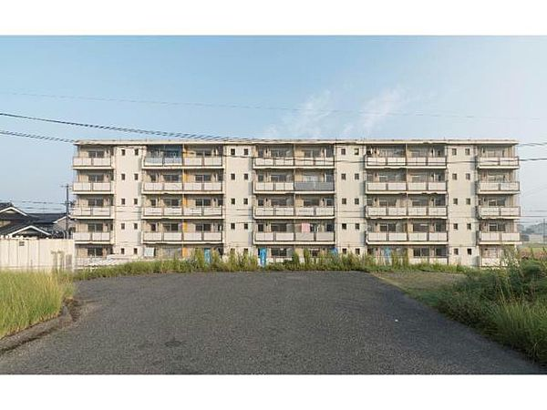ビレッジハウス神辺第二 1号棟 5階の賃貸【広島県 / 福山市】