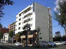北海道札幌市中央区南十六条西8丁目の賃貸マンションの外観