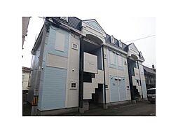 プレール札幌[2階]の外観
