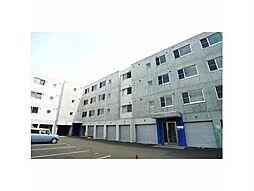 北海道札幌市中央区南十七条西14丁目の賃貸マンションの外観