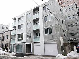 ブランキューブ612[4階]の外観