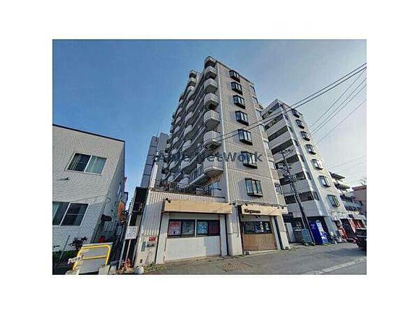 ダイアナMS北大前 8階の賃貸【北海道 / 札幌市北区】