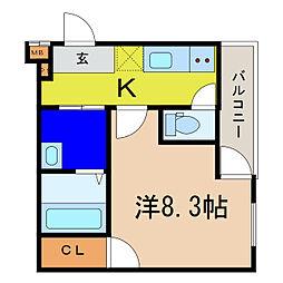喜連瓜破駅 5.6万円