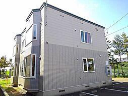 札幌市営東西線 菊水駅 バス21分 米里5−1下車 徒歩4分の賃貸アパート