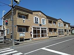 JR函館本線 岩見沢駅 バス12分 美園町下車 徒歩3分の賃貸アパート