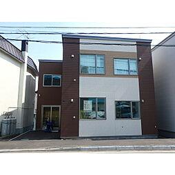 札幌市営南北線 南平岸駅 徒歩8分の賃貸アパート