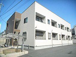 東武東上線 東松山駅 バス10分 パークタウン五領下車 徒歩6分の賃貸アパート