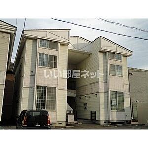 外観,1DK,面積24.84m2,賃料3.7万円,,,北海道函館市千歳町