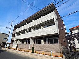 JR武蔵野線 吉川駅 徒歩12分の賃貸アパート