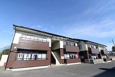 外観,2DK,面積45m2,賃料5.3万円,JR常磐線 水戸駅 4km,,茨城県水戸市元吉田町1852