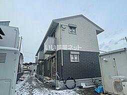 JR東北本線 仙台駅 バス23分 八幡一丁目下車 徒歩3分の賃貸アパート