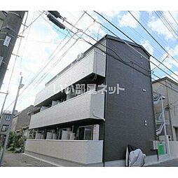 京急本線 県立大学駅 徒歩7分の賃貸アパート