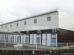 JR常磐線 水戸駅 バス14分 羅漢橋下車 徒歩2分の賃貸アパート
