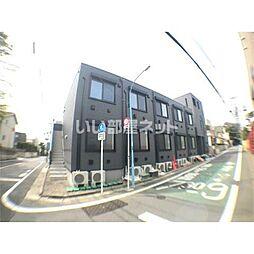 京王線 明大前駅 徒歩17分の賃貸アパート