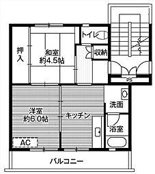 【敷金礼金0円!】ビレッジハウス柴宿2号棟