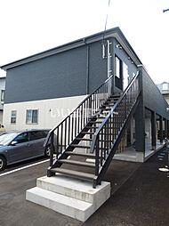 JR仙石線 福田町駅 徒歩15分の賃貸アパート