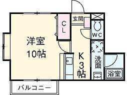 名鉄名古屋本線 栄生駅 徒歩3分