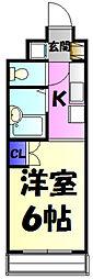 【敷金礼金0円!】総武線 西千葉駅 徒歩6分