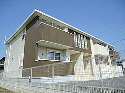 JR東海道本線 豊橋駅 バス18分 三菱ケミカル口下車 徒歩8分の賃貸アパート