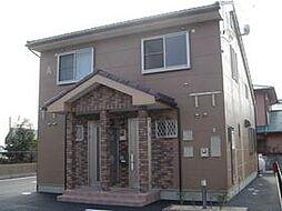 JR両毛線 岩宿駅 徒歩26分の賃貸アパート