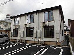 関東鉄道常総線 西取手駅 徒歩14分の賃貸アパート