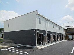 愛知環状鉄道 新上挙母駅 徒歩13分の賃貸アパート