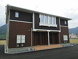 JR土讃線 金蔵寺駅 バス18分 阿瀬集会場前下車 徒歩5分の賃貸アパート