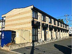 JR武蔵野線 東所沢駅 バス25分 中富南下車 徒歩7分の賃貸アパート
