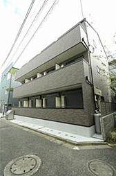 東武東上線 成増駅 徒歩5分の賃貸アパート