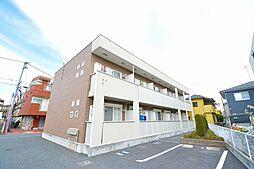 JR青梅線 河辺駅 徒歩5分の賃貸アパート