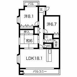 福岡市地下鉄七隈線 薬院大通駅 徒歩3分