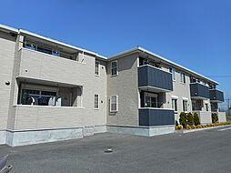 JR東海道本線 愛知御津駅 徒歩16分の賃貸アパート