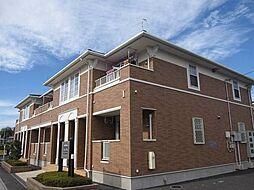 JR高崎線 熊谷駅 バス25分 小原十字路下車 徒歩13分の賃貸アパート