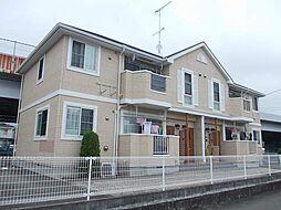 JR東海道本線 鴨宮駅 バス9分 川東タウンセンター下車 徒歩9分の賃貸アパート