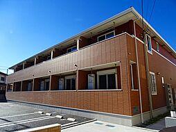 JR青梅線 福生駅 徒歩7分の賃貸アパート