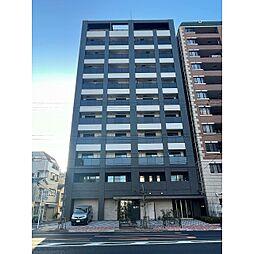 都営浅草線 本所吾妻橋駅 徒歩5分の賃貸マンション 6階1Kの間取り