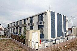JR常磐線 土浦駅 バス25分 嘉平塚下車 徒歩7分の賃貸アパート