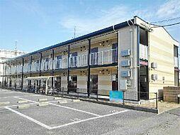JR常磐線 取手駅 徒歩29分の賃貸アパート