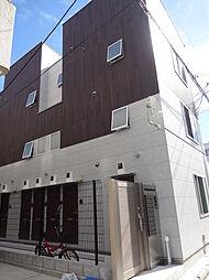 JR総武本線 新小岩駅 徒歩9分の賃貸アパート