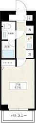 JR常磐線 亀有駅 徒歩8分の賃貸マンション 1階1Kの間取り