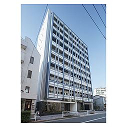東京メトロ日比谷線 入谷駅 徒歩6分の賃貸マンション 8階1DKの間取り