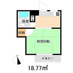 南福岡駅 1.7万円