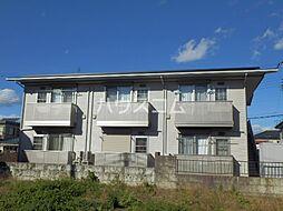 JR東北本線 宇都宮駅 バス13分 月見ヶ岡児童公園前下車 徒歩7分の賃貸アパート